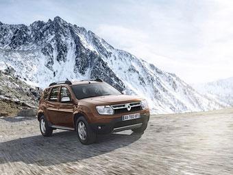 Renault Duster и Logan стали дороже