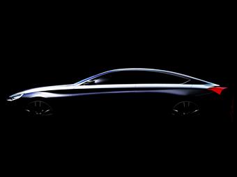Hyundai привезет в Детройт предвестника премиальной модели