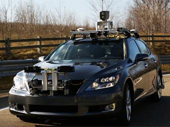 """Тойота"" разработала автопилот"