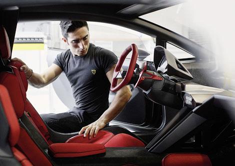 Компания готовится к запуску в серию модели Sesto Elemento