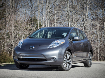 Электрокар Nissan Leaf получил бюджетную версию