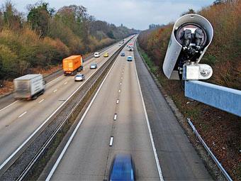 Британцы выяснили профессии нарушителей скоростного режима