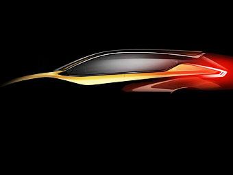 Nissan подготовил к Детройту гибридный кроссовер