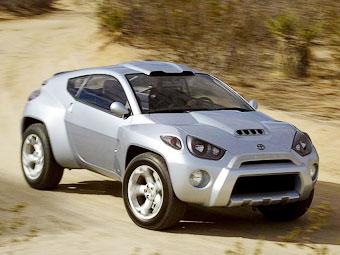 """""""Тойота"""" подумает о выпуске конкурента Nissan Juke"""