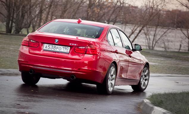 Длительный тест BMW 335i: 300 сил и задний привод – это весело?. Фото 7