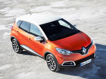 Компания Renault представила новую модель