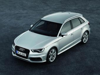 Гибридный вариант Audi A3 появится в марте