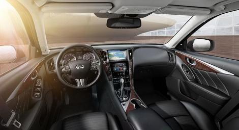 Модель Q50 покажут на автосалоне в Детройте. Фото 1