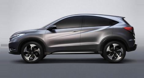 Компания показала прототип конкурента Nissan Juke
