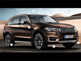 Производитель игрушек раскрыл облик нового BMW X5