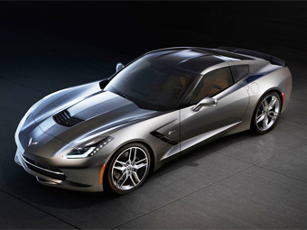 Новый Chevrolet Corvette будут продавать в России