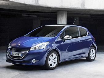 Компания Peugeot огласила российский прайс-лист на хэтчбек 208