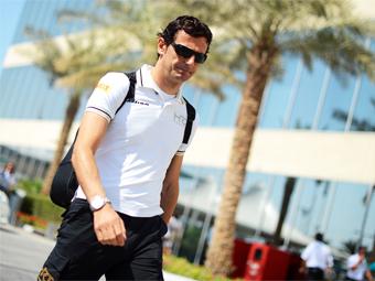 Перес попросил McLaren вернуть де ла Росу