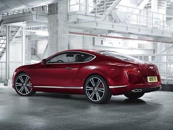 Глава Bentley подтвердил выпуск гибридных моделей