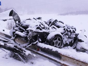 Смертность на дорогах Москвы сократилась в полтора раза