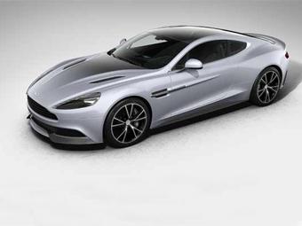 Aston Martin выпустит юбилейные спецверсии всех моделей