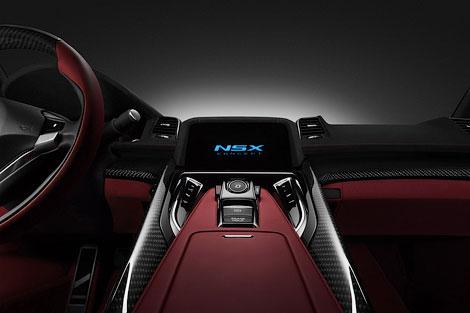 Компания представила новый вариант прототипа NSX. Фото 3