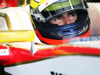 Де ла Роса стал тест-пилотом Ferrari
