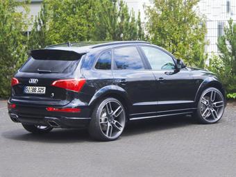 Немцы сделали дизельный Audi SQ5 быстрее купе S5