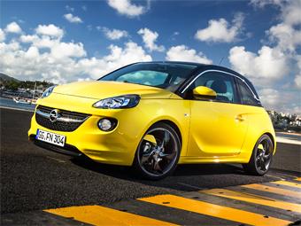 Opel сэкономит на открытой версии Adam