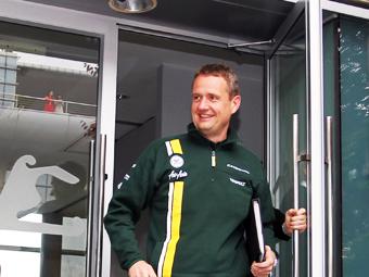 Бывший спортивный директор Caterham перешел в Toro Rosso