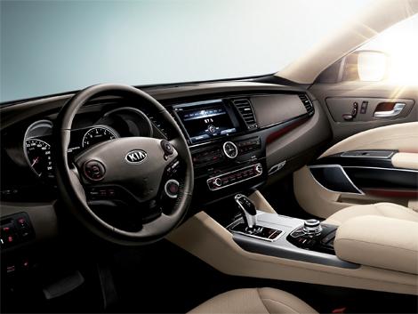 Корейцы объявили рублевые цены на седан Quoris