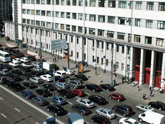 За 11 месяцев москвичей оштрафовали на три миллиарда рублей