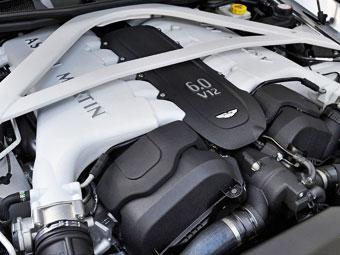 Aston Martin разработает новые двигатели