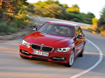 """""""Трешка"""" BMW вошла в десятку самых популярных машин Европы"""