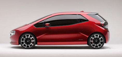 На автошоу в Монреале дебютировал концепт-кар Honda Gear