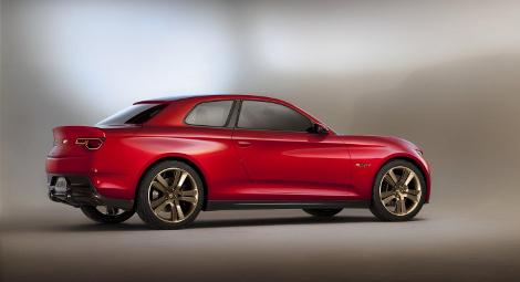Новая модель составит конкуренцию Toyota GT 86