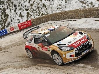 Себастьен Леб выиграл первую гонку сезона WRC