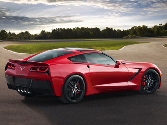 Первый экземпляр нового Chevrolet Corvette продали за миллион долларов