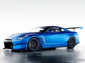 """Тюнеры подготовили Nissan GT-R для съемок в """"Форсаж-6"""""""
