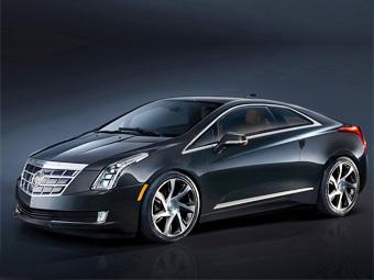 Дизайнеры выбрали самые красивые автомобили Детройтского моторшоу