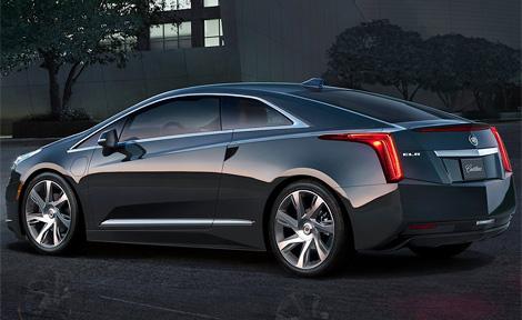 Победителем среди серийных автомобилей стал Cadillac ELR