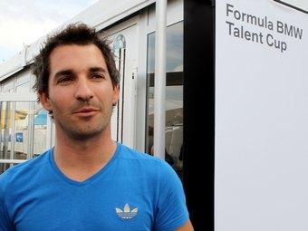 Тимо Глок протетстирует BMW M3 чемпионата DTM