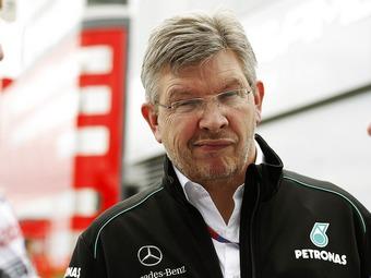 Эдди Джордан предсказал увольнение Росса Брауна из Mercedes AMG