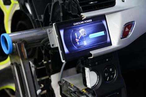 Компании разработали новый вид гибридной силовой установки. Фото 1