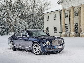 Флагман Bentley станет роскошнее