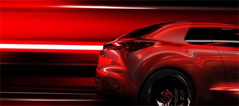 Прототип может стать предвестником конкурента Nissan Juke. Фото 2