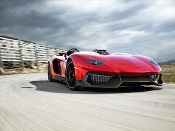 """Lamborghini построит к своему 50-летию """"заряженный"""" Aventador"""