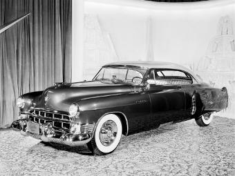 Концепт-кар Cadillac впервые покажут спустя 64 года после создания