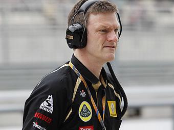 Технический директор команды Lotus уйдет к конкурентам