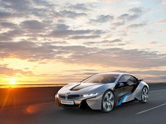 BMW и Toyota договорились о создании совместного спорткара