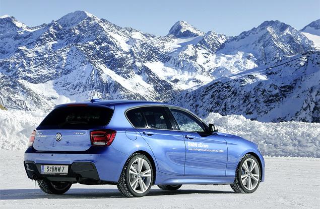 Знакомимся с полноприводной «копейкой» BMW