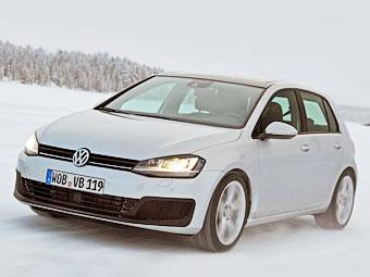 """Появились первые фотографии """"седьмого"""" Volkswagen Golf R"""