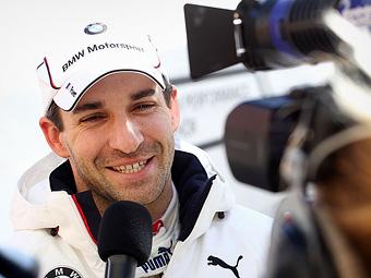 Тимо Глок перешел из Формулы-1 в DTM