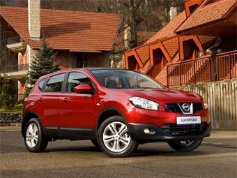 """Nissan задумал выпустить """"горячую"""" версию Qashqai"""