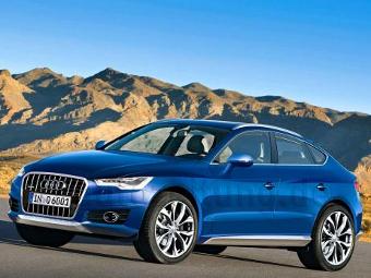 Audi Q6 появится в 2016 году